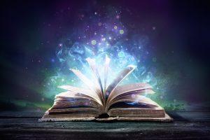 読書家に変身させる魔法