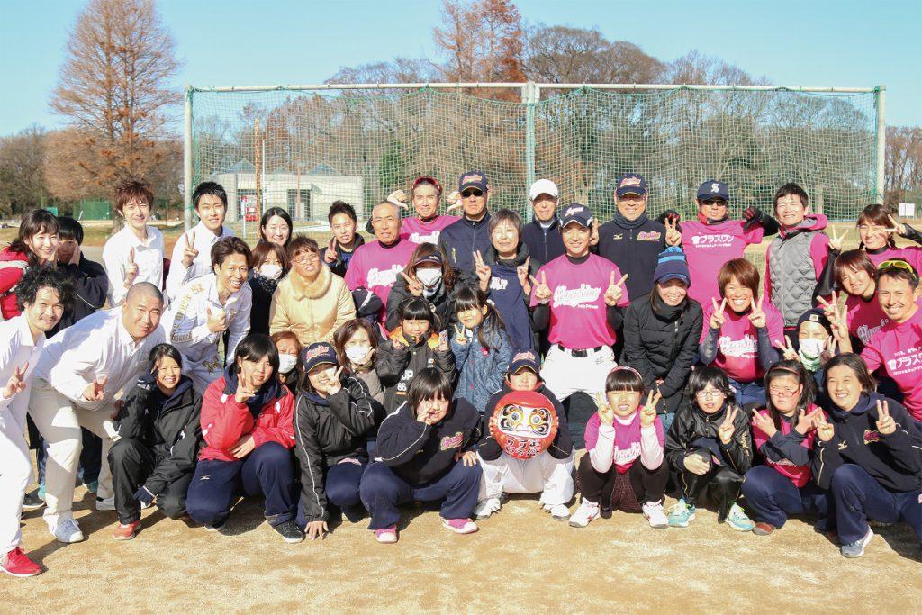 武蔵野プリティプリンセスの練習にボランティア参加しました
