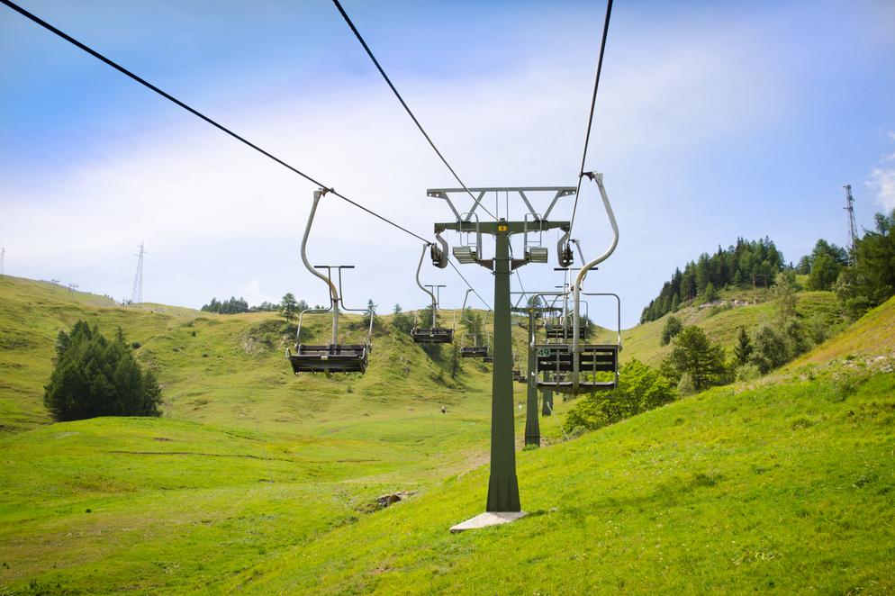 スキーは夏にうまくなる